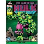 The originals dvd Filmer The Incredible Hulk - Season One Part One (Marvel Originals Series - 90s) [DVD] [1996]
